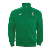 Clonard Water Polo Combi Full Zip Jacket - Green Youth 2018